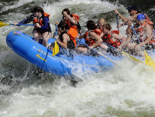US National Whitewater Center Charlotte Attraction