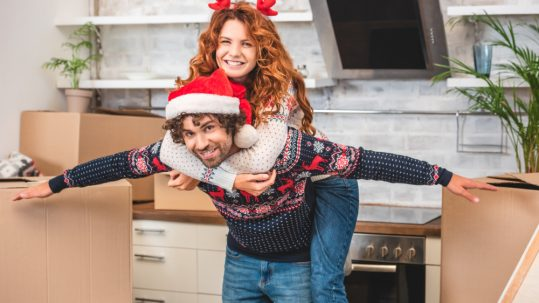 Buying a home during holiday season