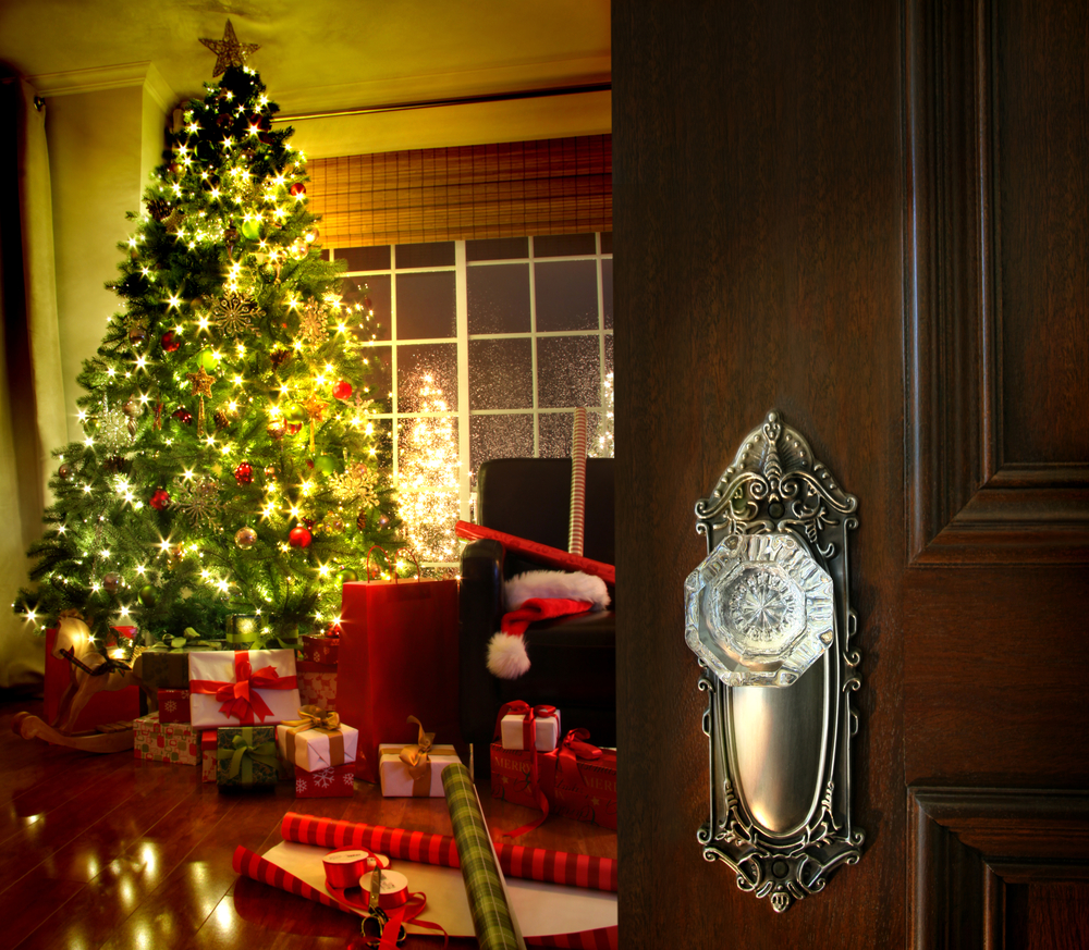 Winter decor or selling your home