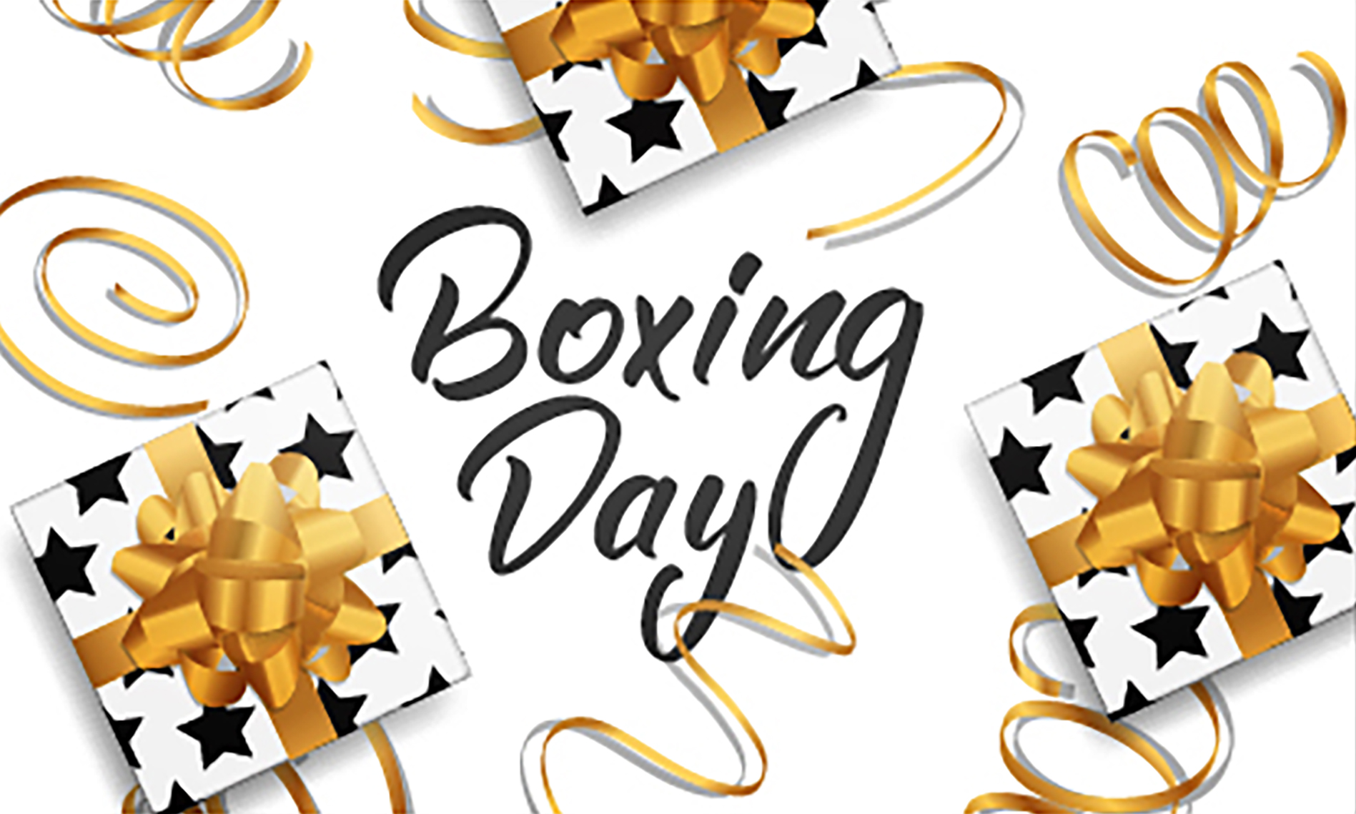 Boxing Day to Celebrate
